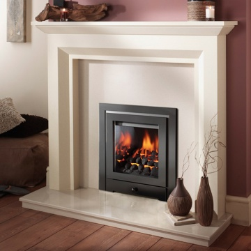 Crystal Fires Royale 3 Sided Gas Fire Flames Co Uk
